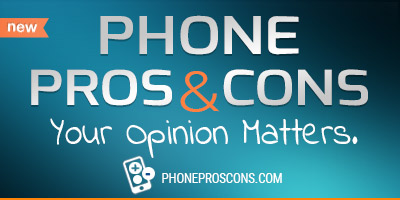 Phone Pros and Cons banner
