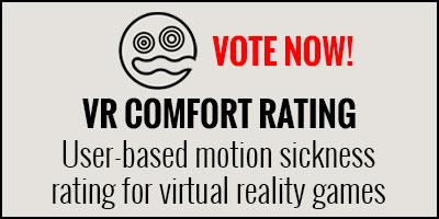 VR Comfort Rating