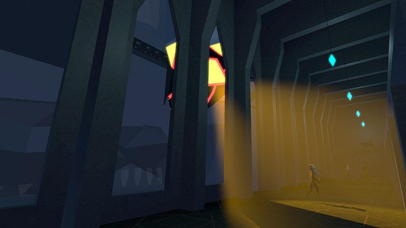 Panoptic VR game screenshot
