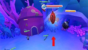 Aquarium War VR