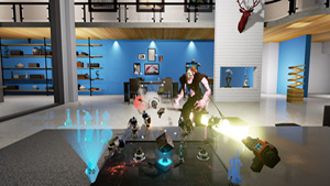 Oblivion Tesseract VR